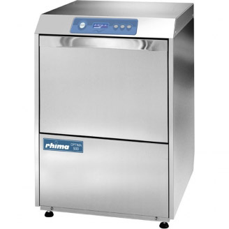 Rhima glazenspoel-/ vaatwasmachine - OPTIMA 500 HR PLUS - 230 V.