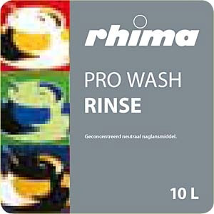 Rhima Pro Wash Rinse - 41000005 - Bag in Box - 10 liter